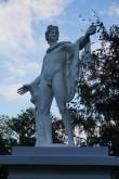 Apollo skulptuur pärast restaureerimist 2018.a suvel. Foto: Eero Kangor, 30.07.2018