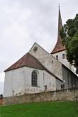 Vaade kirikule kirdest. Foto 30.08.2012