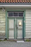 Vana valgmikuga uks. Foto 30.08.2012
