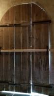 Restaureeritud kellatorni luuk. Foto: M.Abel, kp 23.08.18