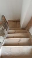 Restaureeritud kellatorni trepp. Foto: M.Abel, kp 23.08.18