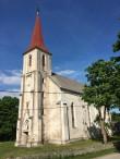 Mustjala kirik. Foto Dan Lukas 26.05.2018