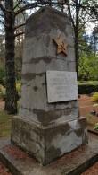 II maailmasõjas hukkunute ühishaud, vaade põhjast. Foto: M.Abel, kp 04.10.18