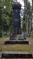 Vabadussõja mälestussammas, vaade läänest. Foto: M.Abel, kp 04.10.18