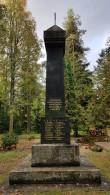Vabadussõja mälestussammas, vaade põhjast. Foto: M.Abel, kp 04.10.18