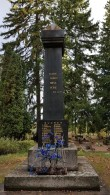 Vabadussõja mälestussammas, vaade lõunast. Foto: M.Abel, kp 04.10.18