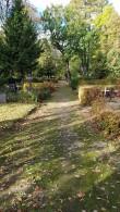 Vaade kalmistu peateele. Foto: M.Abel, kp 04.10.18