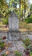 Hauasammas Väike-Maarja kalmistult. Foto: M.Abel, kp 04.10.18