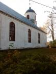 Kodavere kirik. Foto autor I. Raudvassar 16.10.2018