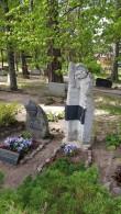 Vainupea kalmistu. Foto: M.Abel, kp 22.05.18