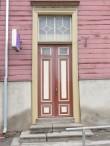 Narva mnt 86 Narva mnt poolne peauks. Foto Egle Tamm, 07.11.2018.