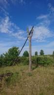 Kaevu rekonstruktsioon. Foto: Helena Kaldre 11.06.18