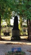 Uudeküla kalmistu. Foto: M.Abel, kp 01.11.18