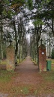 Tudu kalmistu pea-allee. Foto: M.Abel, kp 01.11.18
