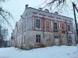 Liigvalla mõisa peahoone. Foto: Raili Uustalu 31.12.2018. Vaade hoonele lõunast.
