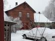 Jäneda mõisa valitsejamaja. Foto: Raili Uustalu 20.12.2018. Vaade hoone keskosale põhjast.