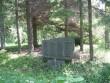 II maailmasõjas hukkunute ühishaud 14. 07.2009 Inga Raudvassar