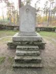 II maailmasõjas hukkunute ühishaua monument. Foto: Keidi Saks, 17.10.2018