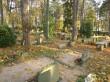 Vaade Kärla kalmistul. Foto: Keidi Saks, 17.10.2018