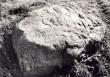 Vaade kivile läänest. Foto: Enno Väljal, 17.09.1984
