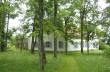 Juuni 2009; Pidua mõisa peahoone vaade pargi poolt