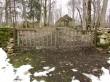 Vaade kalmistu kabelitele kalmistu väravast. Foto: Keidi Saks, 20.02.2019