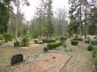 Leisi kalmistu. Foto: Keidi Saks, 20.02.2019
