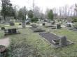 Vaade Ööriku kalmistu uuemale osale. Foto: Keidi Saks, 25.02.2019