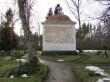 Ööriku kalmistu kabeli tagakülg. Foto: Keidi Saks, 25.02.2019