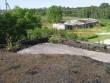 """Kunda tuletorni.15700 Torni põlenud puitosa alumine osa """"katusel"""".  Autor Anne Kaldam  Kuupäev  28.07.2009"""
