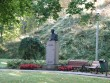 Friedrich Reinhold Kreutzwaldi monument, reg. nr 5773. Vaade loodest. Foto: M.Abel, kuupäev 11.09.2009