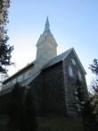 Ruhnu uus kirik, vaade põhjaküljele. Foto: Keidi Saks, 03.04.2019
