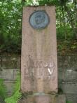 Jakob Liivi (1859-1938) haud, reg. nr 5779. Foto: M.Abel, kuupäev 18.09.2009