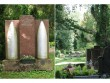 I maailmasõjas ja Vabadussõjas langenute matmispaik, reg. nr 5780. Vaade Vabadussõjas osalenud ohvitseride hauamonumentidele. Foto: M.Abel, kuupäev 18.09.2009