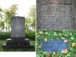 II maailmasõjas hukkunute ja terrorohvrite ühishaud. Foto: Mirjam Abel 24.09.2009