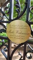 Martin Veidemanni restaureeritud rist Ilumäe kalmistul. Foto: M.Abel, kp 23.08.19
