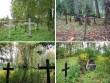 Viru-Jaagupi kalmistu, reg. nr 5800. Vaateid kalmistule. Foto: M.Abel, kuupäev 25.09.2009