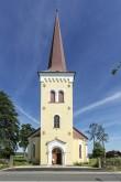 Kõpu kirik. Foto: Peeter Säre, 2018