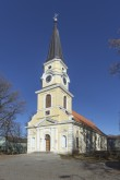 Võru Katariina kirik 2017. Foto: Peeter Säre