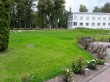 Taagepera mõisa park ja alleed. Foto: Raili Uustalu 08.08.2019. Vaade peahoone juurest kirde suunas.