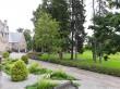Taagepera mõisa park ja alleed. Foto: Raili Uustalu 08.08.2019. Vaade terrassilt loode suunas.