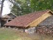 Kaarli talu kelder : remonditud katus.  Autor Anne Kaldam  Kuupäev  24.09.2009.