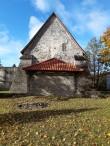 Käina kirikuaed, vaade idast Autor K.Koit Kuupäev  11.10.2019