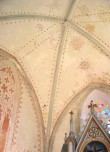 Seinamaalide fragmendid. 13. saj. lõpp või 14. saj. algus (seko) Foto: S.Simson 2008