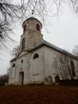 Kodavere kirik. Foto autor I. Raudvassar 08.11.2019