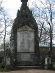 Vabadussõja mälestussammas, reg. nr 27124. Foto: M.Abel, kuupäev 04.05.2009