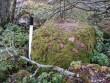 Vaade lohukivile lõunast. Foto: Karin Vimberg, 16.10.2009.