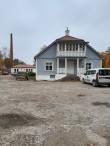 """Kalevivabriku """"Pikk maja"""",  vaade põhjast Autor K.Koit Kuupäev  16.10.2019"""