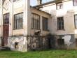 Arkna mõisa peahoone : 15744, vaade lagunevale verandaseinale, vaade idast .  Autor ANNE KALDAM  Kuupäev  30.10.2009