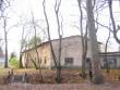 Arkna mõisa puutöökoda :15753, vaade põhjast- pargist, puutöökoda.  Autor Anne Kaldam  Kuupäev  30.10.2009